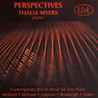 Perspectives CD cover