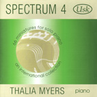 Spectrum CD cover - click to enlarge